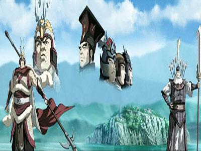 کارتون افسانه 3 برادر
