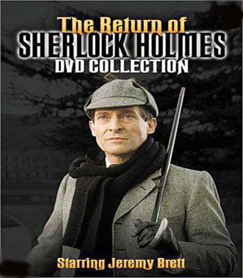 سریال شرلوک هلمز