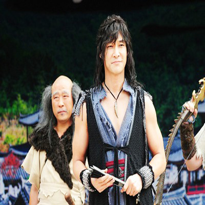 سریال کره ای رویای فرمانروای بزرگ